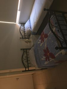 Photo for Family friendly apartment  near Pervolia square and 15 minute walk to the beach