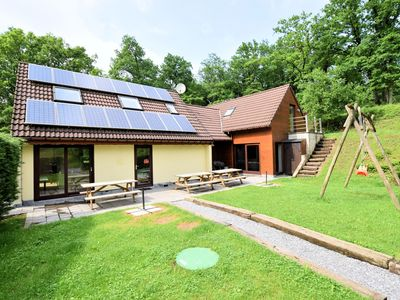 Photo for Quiet, comfortable house with sauna, jacuzzi and sunny garden
