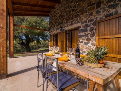 Photo for CASA PEDRA 2, a characteristic stone house