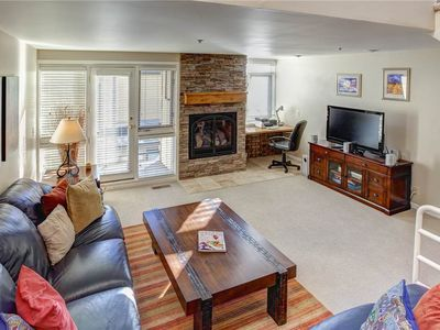 Photo for This nicely upgraded condo is 2 mins from DV resort/Main Street! Cozy and warm!