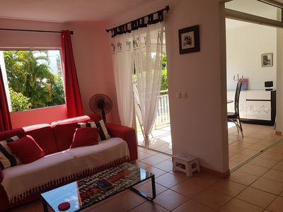 Photo for 1BR Apartment Vacation Rental in LE GOSIER, GUADELOUPE