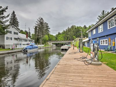 Photo for NEW! Cozy Loft-Style Apartment on Inlet Harbor!
