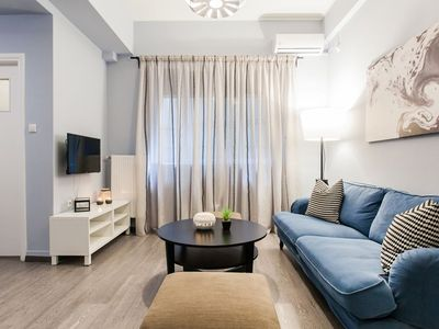 Photo for Kolonaki 2 Bedroom Apartment by Livin Urbban