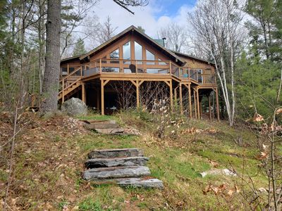 Photo for Charming Family Lakefront Cottage in Algonquin Highlands