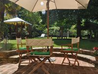 Beautiful villa with a fascinating history and an inspiring garden