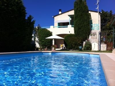 Photo for SUSSET LES PINS T2 LOW VILLA WITH SWIMMING POOL