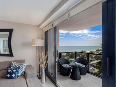 Photo for Oceanview Miami Beach Condo - Suite 1007