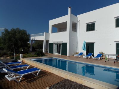 Photo for New Villa With Private  Pool At Walking Distance From The Centre/Beach