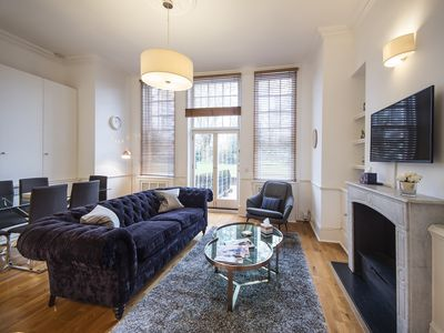 Photo for Chelsea Gorgeous Two Bedroom,Two bathroom with Beautiful Garden