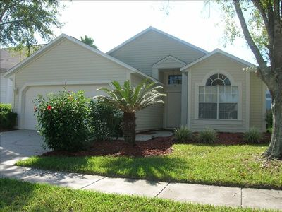 4 bedroom 2 bathroom home - just minutes from Disney & other major attractions!