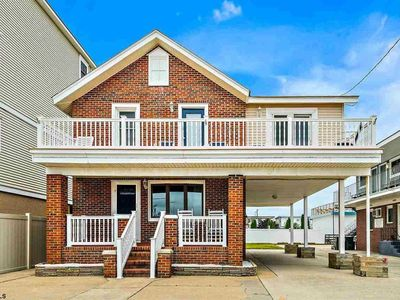 Photo for Ocean Front single family Luxury home in Wildwood