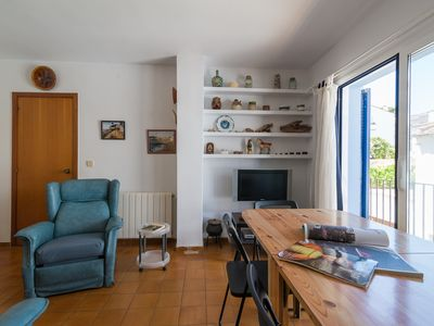 Photo for Calella Beach Apartment with Parking