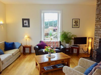 Photo for Stable Lads at Glanhenwye Courtyard Cottages - 3 bedrooms