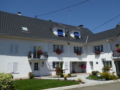 Photo for At Basel 5 star holiday house for 6-8 persons