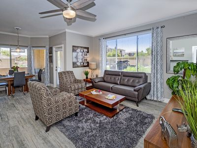 Photo for Designer Remodeled  ground floor Condo close to Old Town Scottsdale, Airport ASU