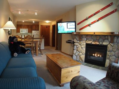 Photo for 1BR Lodge Vacation Rental in Sun Peaks, BC