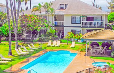 Photo for Beautiful 5 Br, 3 Ba Poipu Kai Villa Sleeping 12!