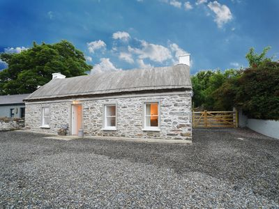 Photo for 1BR Cottage Vacation Rental in Moville, Donegal