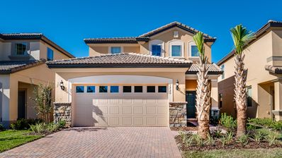 Photo for Beautiful 5 Bed Gated Pool Home At Windsor at Westside From $240/nt!