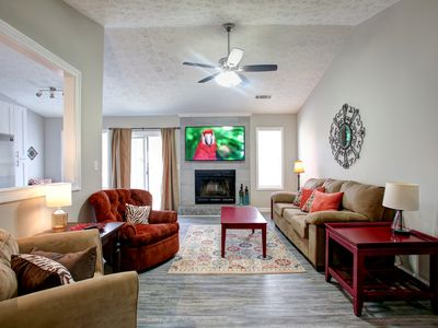 Photo for Kennesaw University <6 miles away - Renovated!