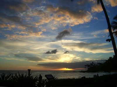 Kiahuna Sunsets are beautiful!