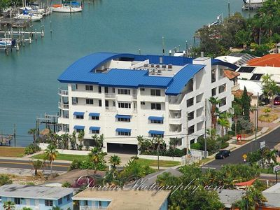 Photo for Luxury Condo on Clearwater Beach - Great views of the water and sunset