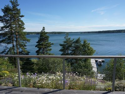 Photo for Amazing Oceanfront Property In The Stockholm Archipelago With Private Jetty