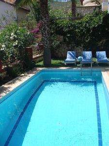 Photo for Villa With Private Pool And Sea Views Close to Beach & Shops