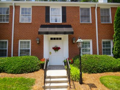 Photo for Beautiful, Private, Near Downtown 2bd Condo - Long term only