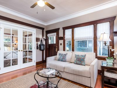 Photo for 1BR Guest House Vacation Rental in Seattle, Washington