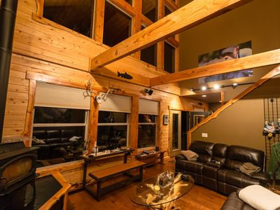 Photo for 4BR Lodge Vacation Rental in Northport, Washington