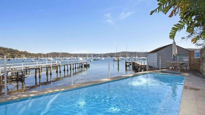 Photo for Clareville Waters Waterfront retreat