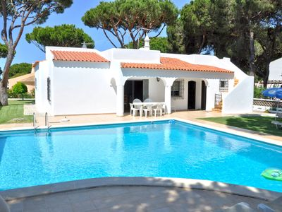 Photo for Single storey private pool villa, Golf facing and walking distance to the centre
