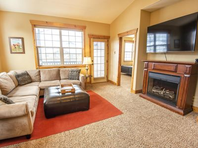 Photo for Upper Level Luxury Condo w/ View at Buffalo Valley
