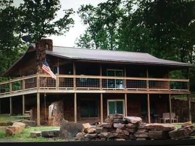 Photo for Lake Tenkiller Home Available for Family to Gather for Thanksgiving!