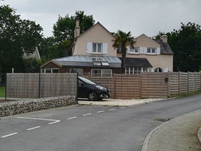 Photo for Big charming house, 4 min walk to the beach