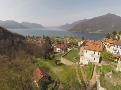 Photo for 1BR Apartment Vacation Rental in Maccagno