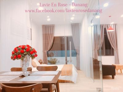 Photo for La vie en rose - A superior onebedroom apartment #3-2