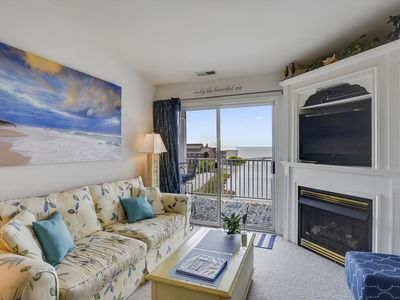 Photo for Upgraded Bayfront Condo in Mid-Town OC - Pool, Pier, Great Views/Sunsets!