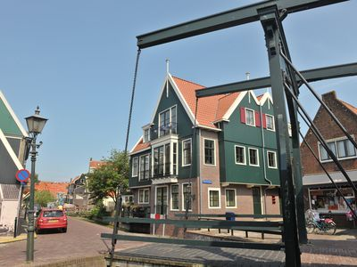 Photo for Luxury apartment in the heart of the center of Volendam 30 meters from the harbor.