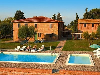 Photo for Agri-tourism Castellare diTonda Resort & Spa, Montaione  in Um Florenz - 6 persons, 2 bedrooms