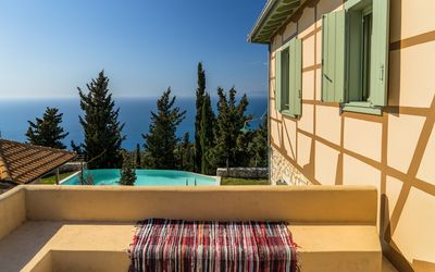 Photo for Traditional Ecovilla, Private Pool, Stunning Sea Views, 5 Min From Best Beaches
