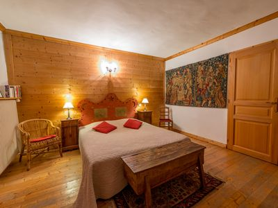 Photo for bed and breakfast in the heart of the medieval city of Albertville with kitchen