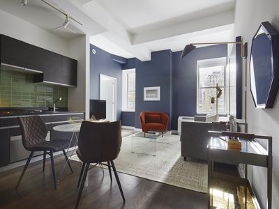 Photo for Sonder | 116 John | Airy 1BR + Gym
