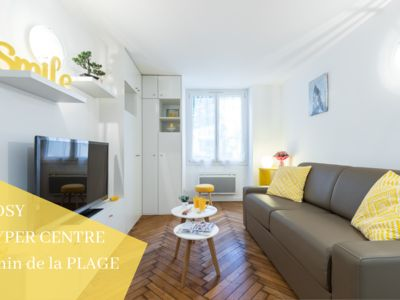 Photo for ⭐ City center apartment ⭐ Cozy ⭐ 150 m from the beach