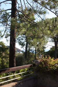 Photo for House near the beach, magnificent views of the Aiguilles de Bavella and sea