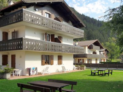 Photo for Apartment Residence Alessio (LDL452) in Lago di Ledro - 5 persons, 2 bedrooms