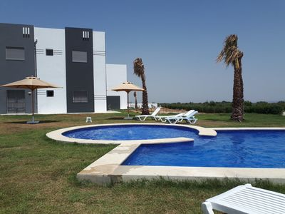 Photo for Apartment3 in New Residence and High Standing with swimming pool