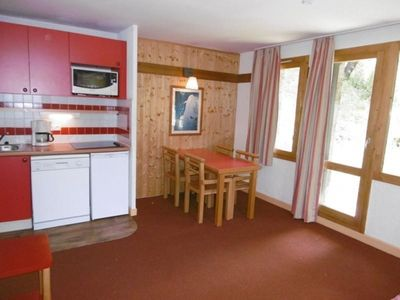 Photo for Apartment Plagne 1800, 1 bedroom, 4 persons