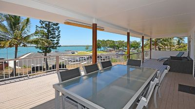 Photo for On the Beach Burrum Heads for holiday rental